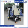 Removing Toilets Vacuum Oil Recycling System