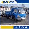 El deber de la luz de fabricación china camión volcado a la venta de camiones