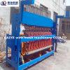棒鋼の金網機械、網の溶接機