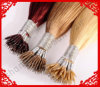 Estensione brasiliana dei capelli umani di punta dell'anello Nano Nano dei capelli