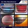 Il colore sceglie la pellicola chiara brillante 0.3*9m della lampada di coda della tinta della pellicola/coda di Headligh della pellicola dell'indicatore luminoso dell'automobile della scintilla