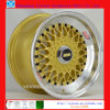 Gouden BBS RS Car Alloy Wheels met 15-18inch