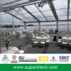 500-700 PVC Tent de Transparent de personnes avec Chairs