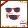 Óculos de sol Fk0148 vermelhos para o frame barato da forma das crianças