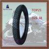 Inneres Gefäß des ISO-Nylonmotorrad-6pr und Motorrad-Reifen 325-18