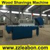 Árvore Fresca Usada Tipo Horizontal Wood Shavings Mill
