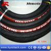 Boyau tressé de fibre hydraulique du boyau SAE100 R6