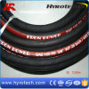 Le flexible hydraulique SAE100 R6 Flexible tressé en fibre