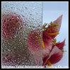 glas van de Vlotter van de Diamant van 6mm het Decoratieve Duidelijke