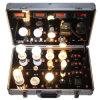 Étuis de démonstration multifonctions LED avec prises E27 / GU10 / MR16