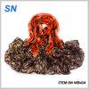 Модной напечатанный таможней дешевый Stock оптовый шарф маркизета