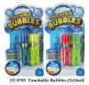 Giocattolo Touchable divertente del tubo di bolla