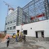 Costruzione prefabbricata dell'acciaio per costruzioni edili