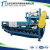 Filtre-presse de asséchage de courroie de matériel de cambouis