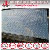 Plaque Checkered laminée à chaud d'acier du carbone de bonne qualité