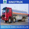 тележка нефтяного танкера нефти 6X4 HOWO 30cbm