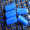 Blue Li-ion 16340 3.7V 500mAh Rechargeable Battery for Flashlight