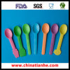 Cuchara biodegradable del yogur, cuchara del helado (THS-57)