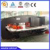 Máquina de perfuração hidráulica da torreta do CNC para a placa de aço