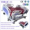側面傾き電気ICUのベッド