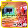 Verre feuilleté de film de la couleur PVB avec du CE/ISO9001/ccc
