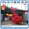 Quemador de pellets de biomasa China para caldera 3t