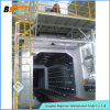 Línea de capa electroforética automática para los productos del plástico del metal