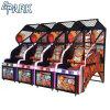 贅沢な電子子供の遊園地の屋内バスケットボールの射撃のゲーム・マシン