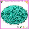 플라스틱 원료를 위한 Masterbatch 플라스틱 녹색 과립