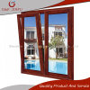 Interruption thermique en aluminium Windows intimidant glacé par double