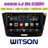 Witson 10.2  Grote Androïde 6.0 Auto van het Scherm DVD voor Volkswagen Passat 2016