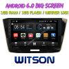 Witson gran pantalla de 10,2 de Android 6.0 DVD para coche Volkswagen Passat 2016