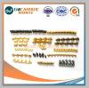 Excelente resistência ao carboneto de deformação plástica insertos CNC