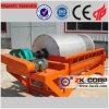 Máquina de extracción de mineral metálico separador magnético