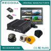 Ahd 4 в одном 4 камеры удваивает карточка передвижное DVR SD с 3G 4G GPS WiFi 1080P