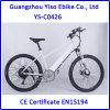 Bicyclette électrique neuve Chine avec le moteur arrière de Bafang