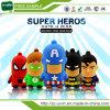 Azionamento creativo della penna del USB di alta qualità di 2017 serie del supereroe