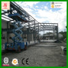 Taller construido fábrica Pre-Hecho de la estructura de acero en Samoa
