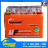 Patentierte 12V 4ah Mf Motorrad-Batterie des Großhandelspreis-