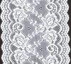Flowery Bordados Lace aparar pela senhora de roupas íntimas vestido de casamento a Baixo Custo