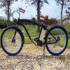 26'' baratos Playa bicicleta eléctrica con 36V 10Ah batería de litio