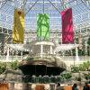 Bandeira durável Multicolor do vinil da tela do anúncio ao ar livre