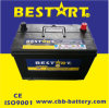 batteria automobilistica 95D31r-Mf di manutenzione sigillata 80ah 12V liberamente