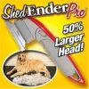 Cepillo plástico del animal doméstico de la FAVORABLE herramienta del animal doméstico de Ender de la vertiente