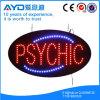 Muestra psíquica de la energía oval LED del ahorro de Hidly