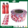 주문 크기 PVC 열수축 슬리브 레이블