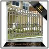 Cerca de aluminio del jardín del estilo simple para el cercado de seguridad