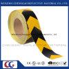 화살 (C3500-AW)를 가진 까맣고와 노란 PVC 사려깊은 스티커 Rolls