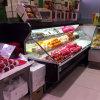Refrigerado de frutas escaparate semi alta Frigorífico Gabinete