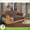 Copertura di divano rivestita in poliestere in pelle scamosciata